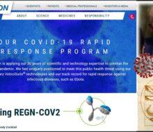 Regeneron Humanized Mice Covid 19 Therapeutic Antibodies