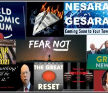 The Great Reset, NESARA & GESARA, Debt Jubilee
