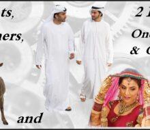 2 Goats, 2 Brothers, 2 Brides – 1 Taken & 1 Left