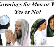 Head Coverings for Men or Women?